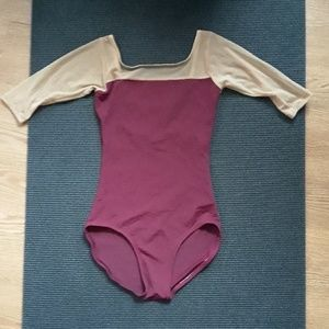 Barreto Dancewear Custom Leotard